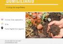 Charla informativa «Compostaje Domiciliario» a cargo de Jorge Rabey
