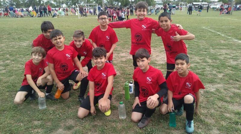 Los diablitos participaron del Primer Torneo de Fútbol en Esperanza